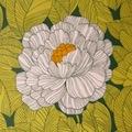 50s wallpaper flower
