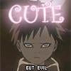 Cute But evil li`l Gaara
