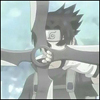 Sasuke Demon Wind Shuriken!