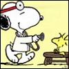 Woodstock & Snoopy